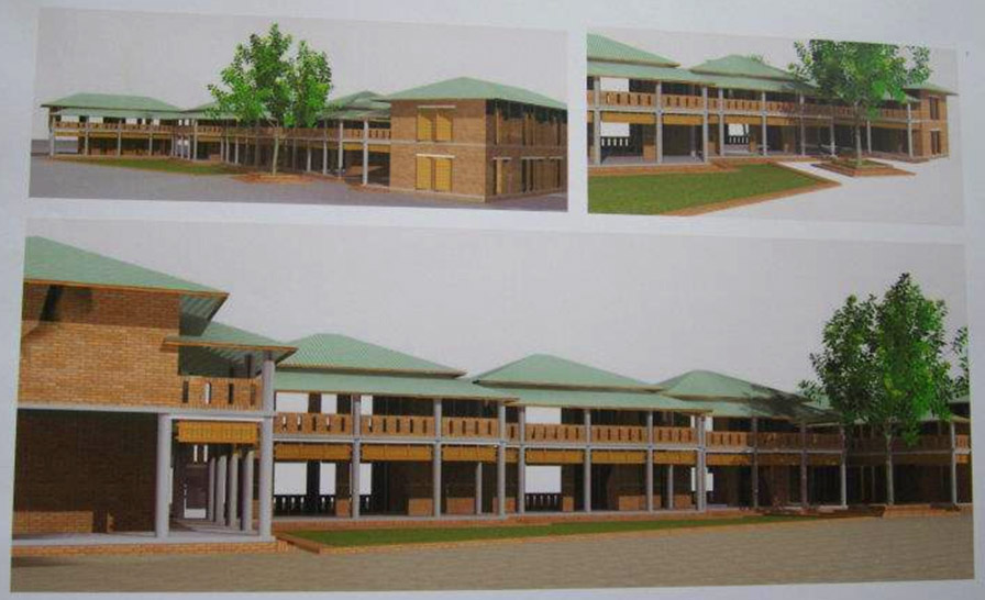 Projects utsho bangladesh for Bangladesh village house design